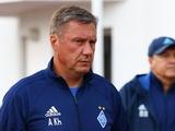 Александр ХАЦКЕВИЧ: «Попрощались с Ярмоленко, готовимся к «Александрии»