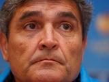 Хуанде Рамос: «Профессиональная команда не может играть на таком газоне»