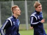 ФОТОрепортаж: открытая тренировка «Динамо» (20 фото)