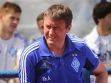 Александр ХАЦКЕВИЧ: «Работаем в том направлении, которое выбрала первая команда при Реброве»