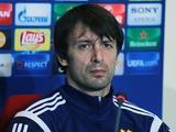 Александр ШОВКОВСКИЙ: «Мы понимаем, как надо играть против «Манчестер Сити»