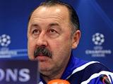 Валерий Газзаев провел пресс-конференцию (+ОТЧЕТ, +ФОТО, +ВИДЕО)