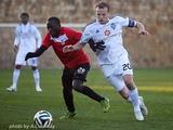 «Динамо» с трудом обыграло ангольскую «Бенфику»