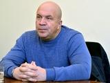 Олег Печерный — первый официальный кандидат на должность президента ФФУ