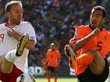 ЧМ-2010. Нидерланды — Дания — 2:0 (ВИДЕО)