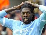 «Тоттенхэм» согласовал с «Манчестер Сити» условия аренды Адебайора
