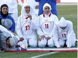 В женском футболе разрешили платки