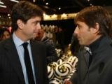 Аньелли: «Конте останется нашим тренером»