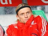 Анатолий Тимощук: «Контракт с «Баварией» еще в силе»