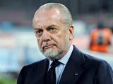 Владелец «Наполи» хочет купить португальский клуб