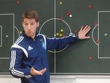 Альберто БОСХ: «Юным игрокам «Динамо» необходимо участие в хороших соревнованиях»