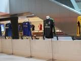 Вратарский свитер капитана «Динамо» был представлен на финале Лиги Европы