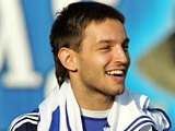 Нинкович приступил к тренировкам