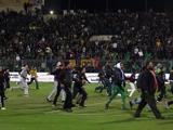 Суд в Египте вынес смертный приговор зачинщикам массовой драки на стадионе в 2012 году