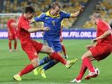 Сборная Украины обыграла в товарищеском матче сборную Молдовы (ВИДЕО)