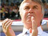 В Англии считают, что «Ливерпуль» возглавит Гус Хиддинк