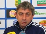 Александр Севидов подал в отставку
