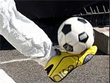 Болельщик БАТЭ, набивая мяч, прошел 27 километров