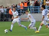«Динамо-2» сыграло вничью первый стыковой матч с «Шахтером»