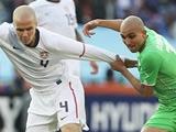 ЧМ-2010. США — Алжир — 1:0 (ВИДЕО)