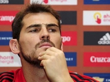 Икер Касильяс: «Я уже устал от разговоров о моем положении в «Реале»