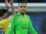Навас: «Поступок Роналду отражает ситуацию в раздевалке «Реала»