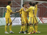 Сборная Украины «всухую» выиграла групповой турнир на Кубке Содружества