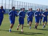 «Динамо-2» в Турции: Гемега цитирует Пинколини