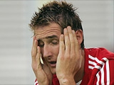 Клозе может не сыграть в последнем матче на ЧМ-2010