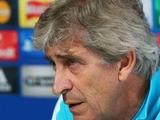 Мануэль ПЕЛЛЕГРИНИ: «В Лиге чемпионов у нас есть все шансы пройти дальше»