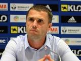«Нефтяник-Укрнафта» — «Динамо» — 0:1. Послематчевая пресс-конференция (ВИДЕО)