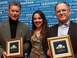 Сабо и Буряка наградили именными звездами «Патриот футбола»