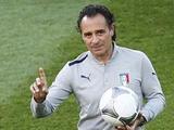 Пранделли не уйдет из сборной Италии