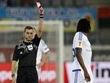 УЕФА поздравил Мбокани с днем рождения трехматчевой дисквалификацией