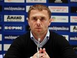 «Динамо» – «Олимпик» – 4:1. Послематчевая пресс-конференция