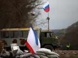 «Нива» возвращалась из Крыма под звуки выстрелов