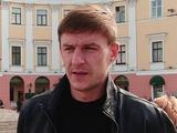 Максим ШАЦКИХ: «После такого рывка ожидаю от Украины только победы»