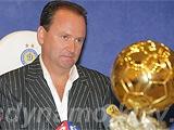 Игорь БЕЛАНОВ: «Мой «Золотой мяч» находится в кабинете у мэра Одессы»