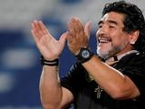 Марадона: «Моуринью — лучший в мире, а тики-таку придумал Кройфф, а не Гвардиола»
