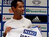 РАФФАЭЛЬ: «Хочу помочь «Динамо» завоевать титулы»