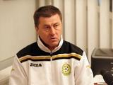 Игорь ЯВОРСКИЙ: «Блохин движется в правильном направлении»