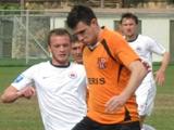 Контрольные матчи украинских клубов (21 февраля)