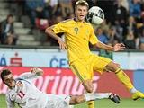 Чехия — Украина — 4:0. Отчет о матче
