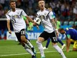 Немецкий футбольный союз извинился перед сборной Швеции за поступок своих футболистов