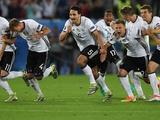 Германия - Италия 1:1 (по пенальти 6:5). Чемпионская осторожность