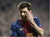 Месси верит в то, что «Барселона» может выйти в финал Лиги чемпионов