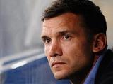 Шевченко будет тренировать сборную Украины еще два года