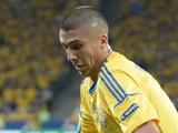 Хачериди не участвовал в вечерней тренировке сборной Украины