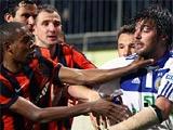 «Динамо» — «Шахтер» — 0:2. Отчет о матче