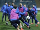 ФОТОрепортаж: тренировка сборной Украины в Одессе (25 фото)